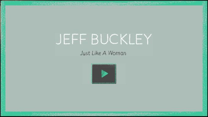 jeff buckley video