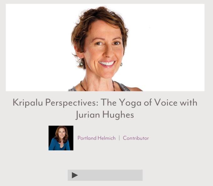 yoga of voice