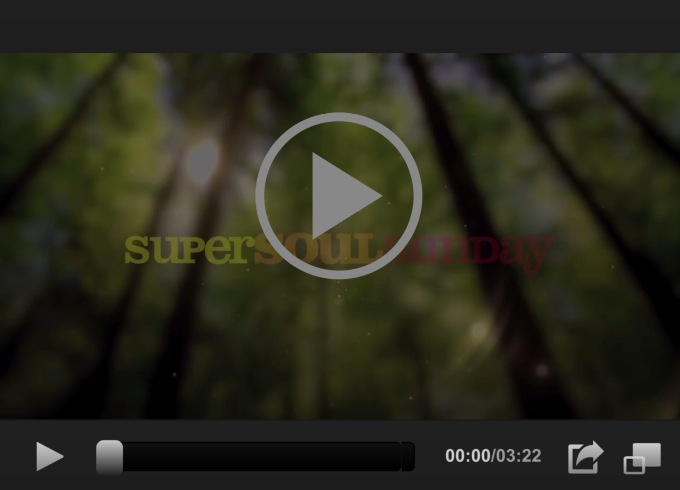 supersoulsunday image with play button