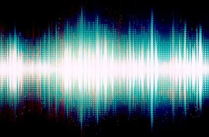 Imag of sound waves