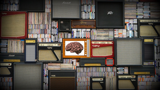 Library of sounds